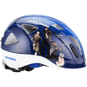 Alpina Ximo Disney Casque Enfant, star wars